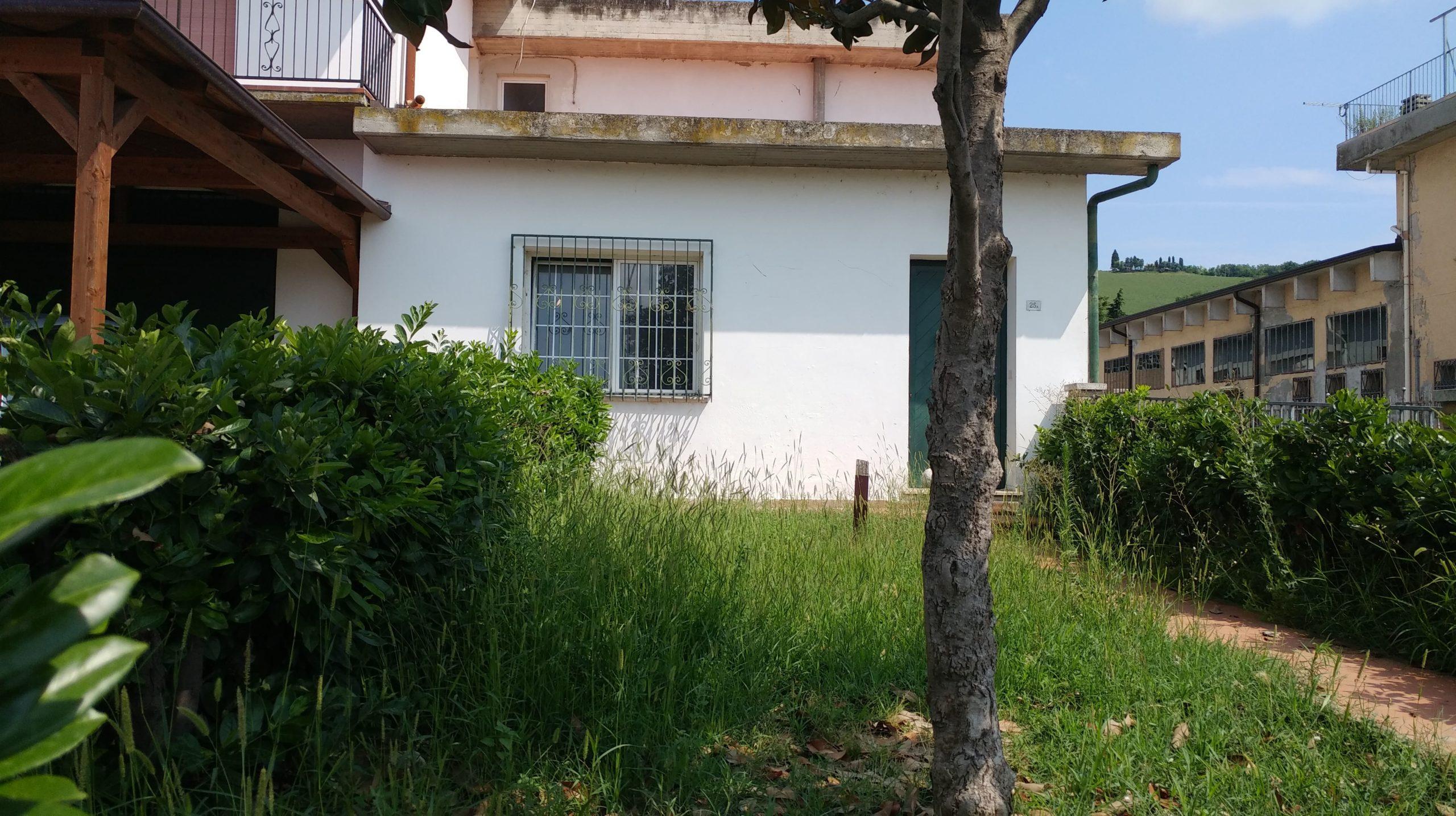 VENDITA porzione di casa indipendente Riolo Terme