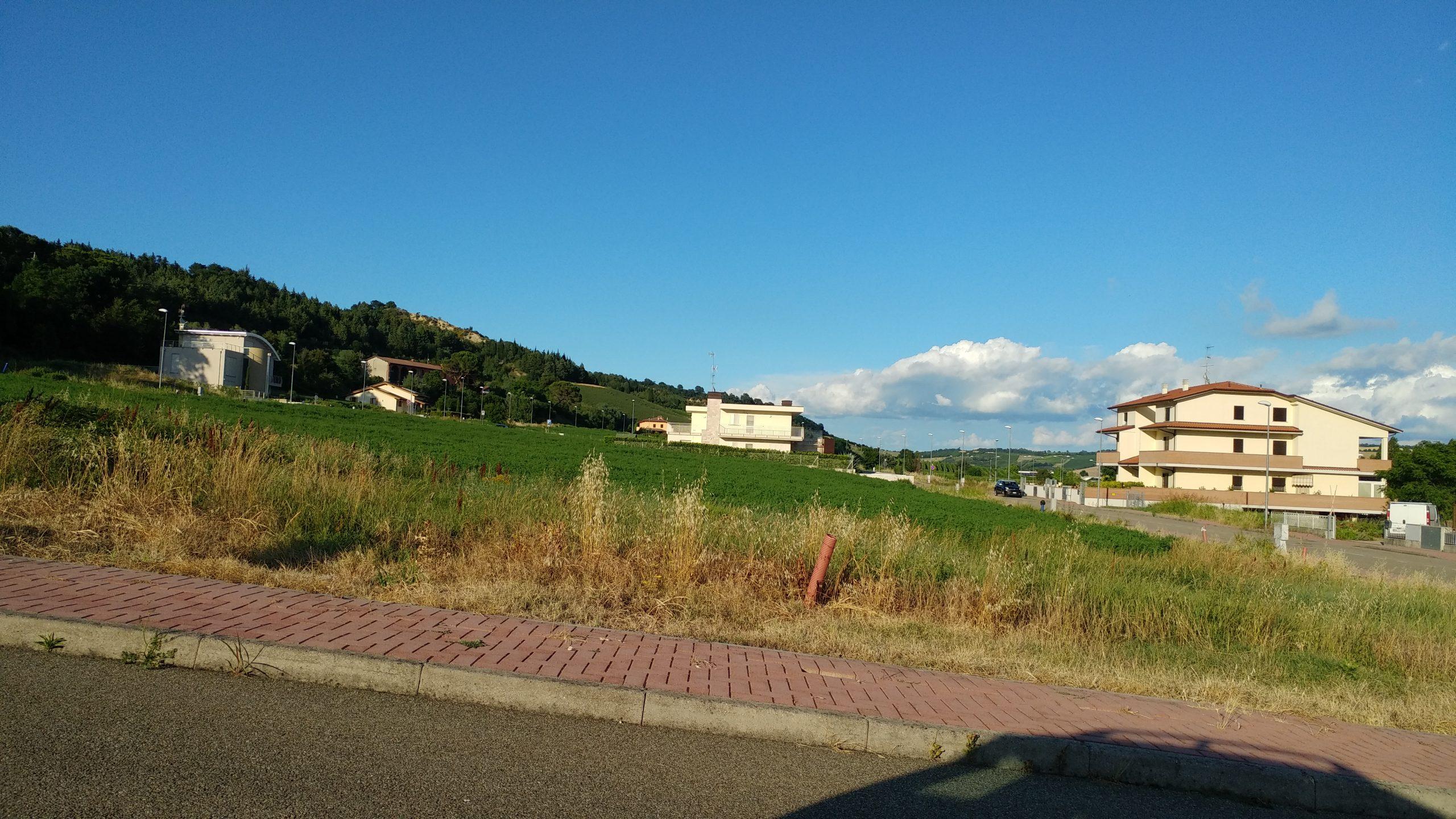 Vendesi lotti di terreno edificabili x villette RioloTerme