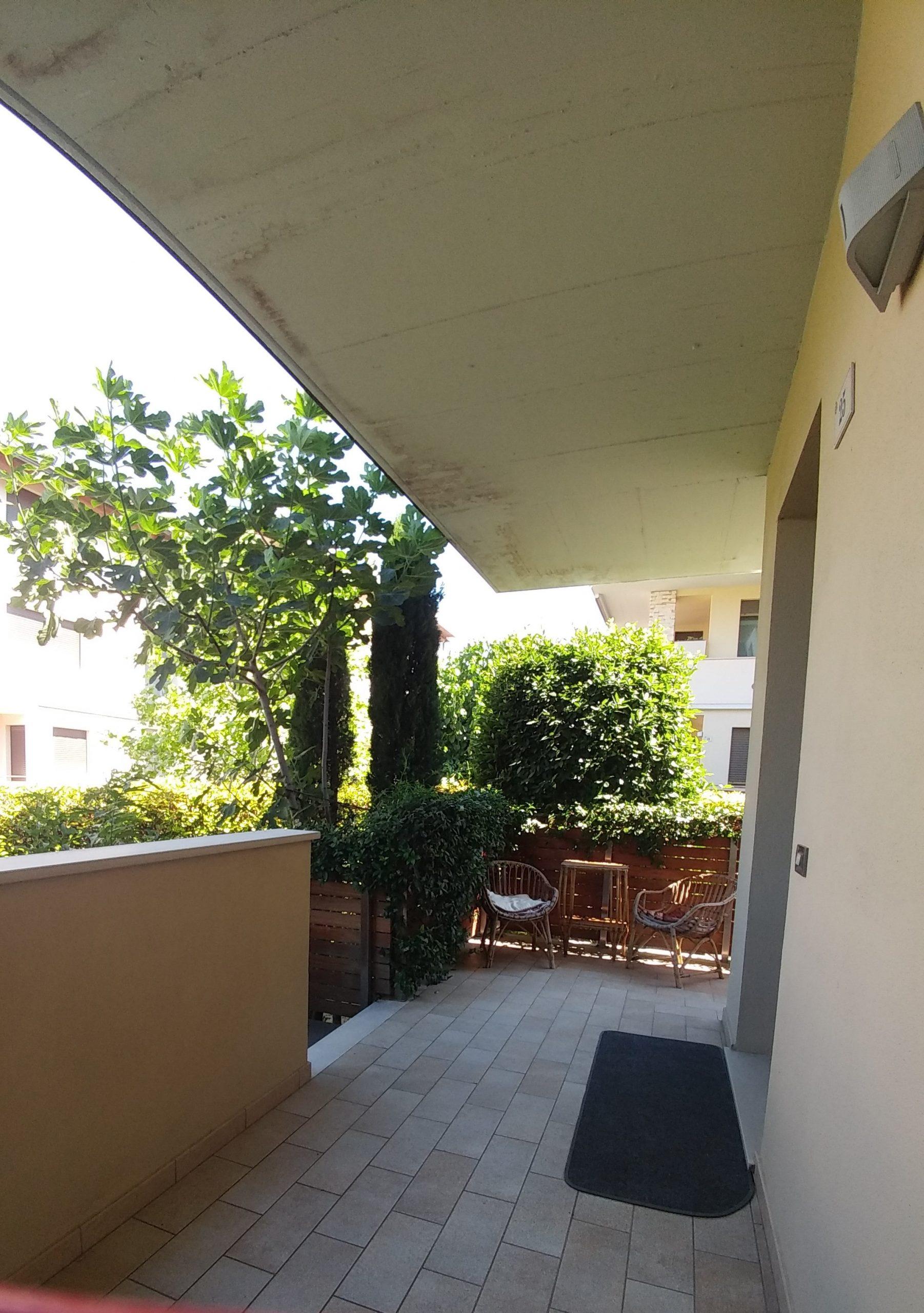 Vendesi appartamento con giardino e 3 posti auto Castel Bolognese