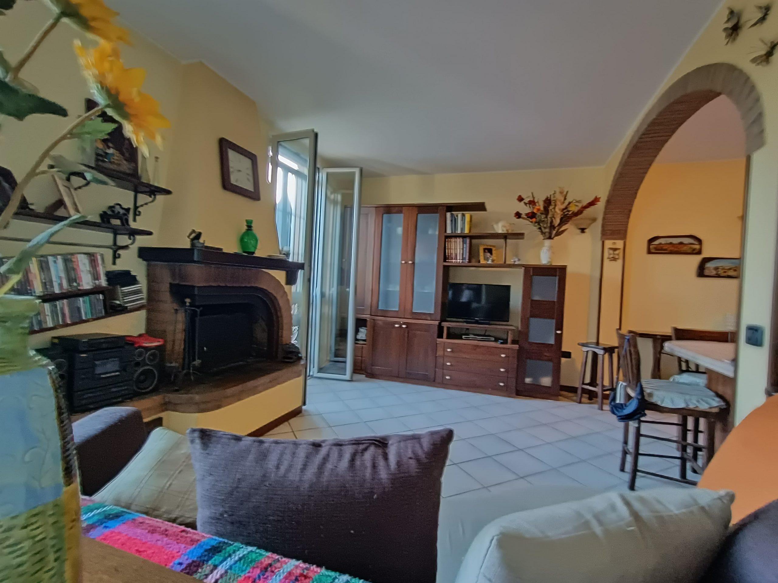 Luminoso con giardino piano terra €140.000 Castel Bolognese