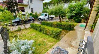Riolo Terme porzione di casa con giardino